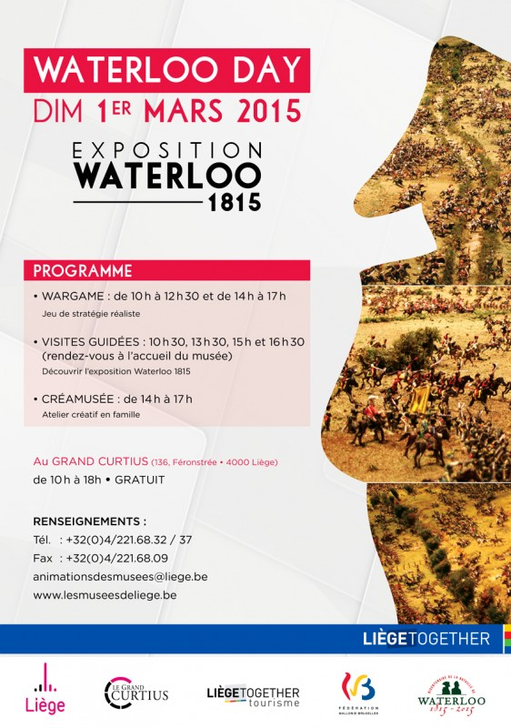 Expo Waterloo 1815 - Waterloo Day (1)