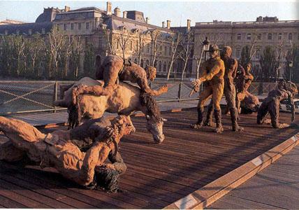 Sow-ousmane-pont des arts-1